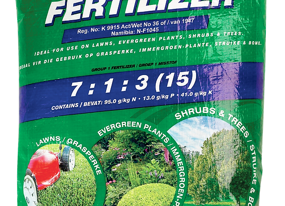 Protek Lawn & Foliage Fertilizer 10Kg