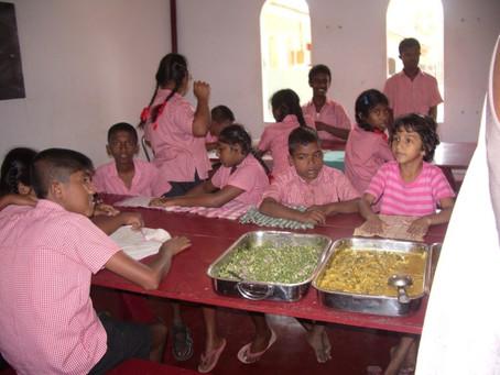 Spendenaufruf für Behindertenschule Santosa