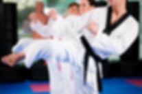 Monroe GA Adult Martial Arts Taekwondo Karate Kickboxing JiuJitsu