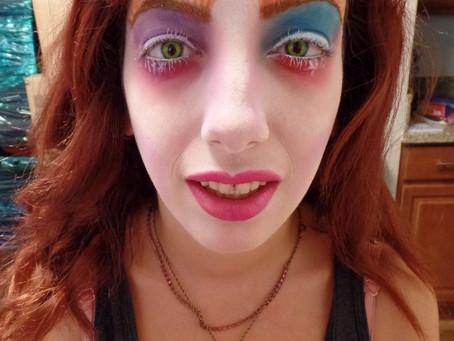 Mad Hatter Makeup Tutorial