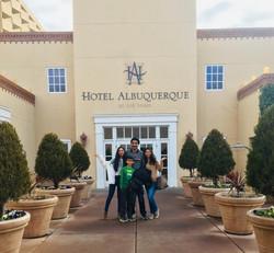 Hotel Alburquerque