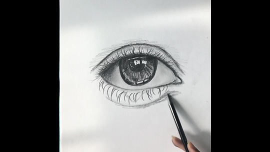 Eye Drawing for Beginners