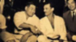 Helio Gracie - Cronus Gracie Jiu Jitsu