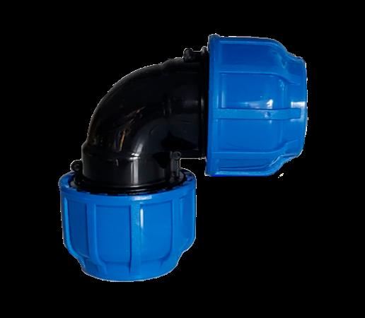 Отвод 90гр компрессионный FITSA