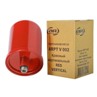 ARPT V 002 сталь красный