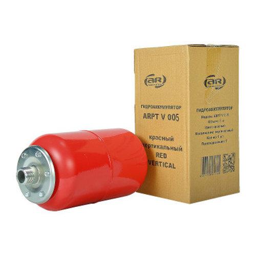 ARPT V 005 сталь красный