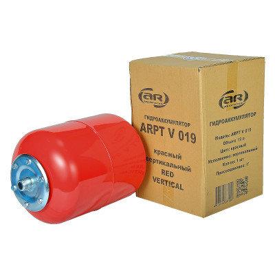 ARPT V 019 сталь красный