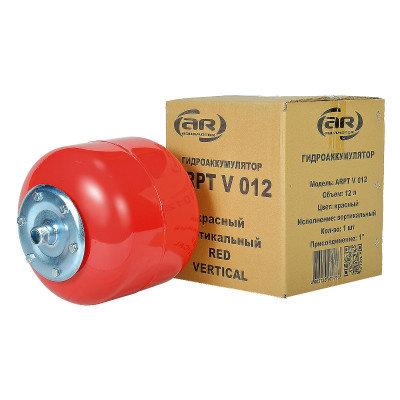 ARPT V 008 сталь красный