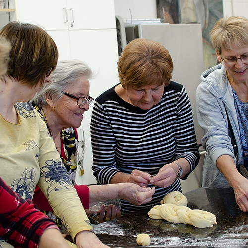 Easter Baking Workshop with Nona