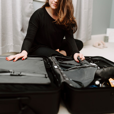 4 ways to stay balanced while traveling