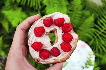 cinnaberry bagel
