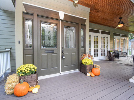 Home Staging Tips for Fall