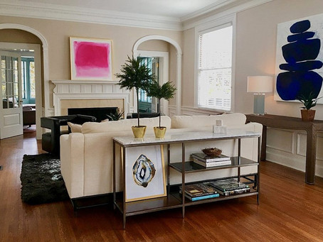 2017 Home Staging Job Highlights