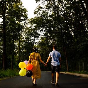 Ioana & Florin Photoshoot