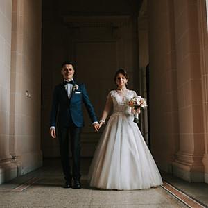 Alexandra & George Video