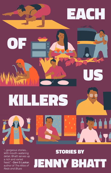 REVIEW | Jenny Bhatt's Each of Us Killers