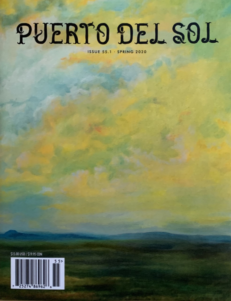 Vol 55 The Space Issue, Spring 2020