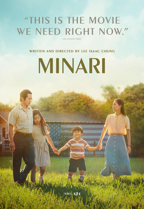 REVIEW | On Lee Isaac Chung's MINARI: A True American Film