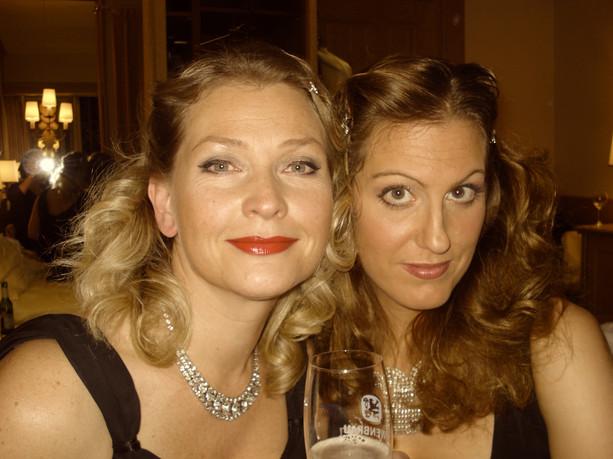 Croonettes Backstage
