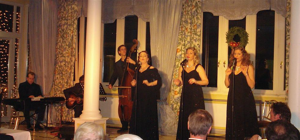 Croonettes Band