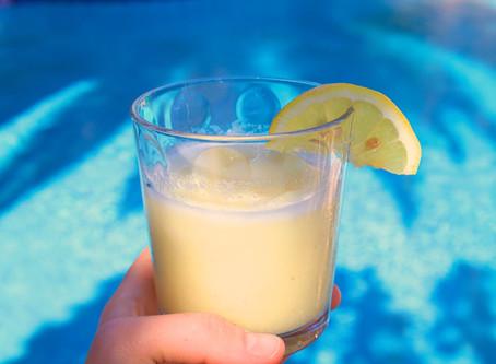 Spicy Slushie Lemonade