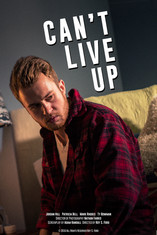 """Short Film Poster - """"Can't Live Up"""""""