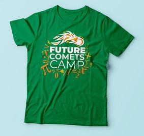 College Summer Camp Shirt