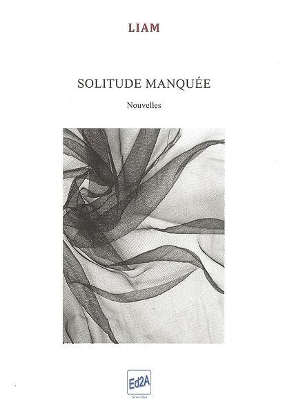 Ed2A Premier de couverture Solitude manq