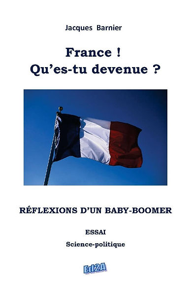 Ed2A Couverture France qu'es-tu devenue