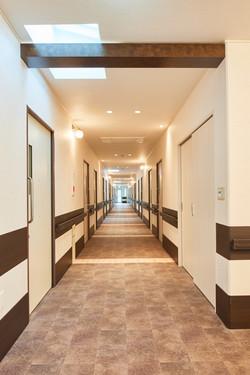 居室 廊下