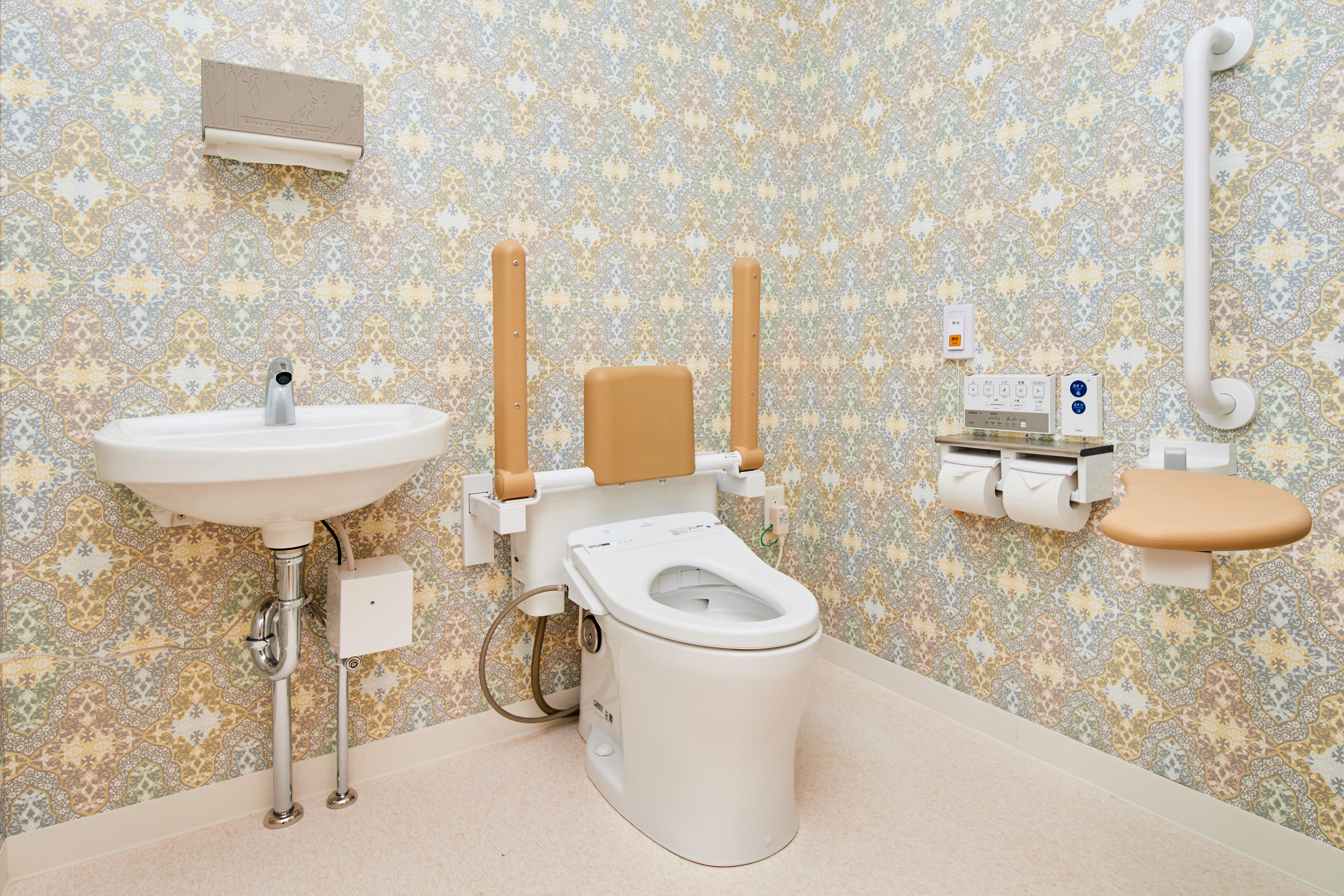 デイサービス トイレ