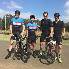 Aggressive racing with Harlequins racing both A&B grades _waratahmasters but today was about the bre