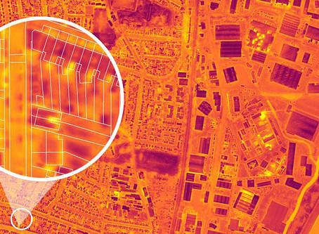 Bluesky's Aerial Thermal Surveys Helps Enfield Identify Illegal Dwellings