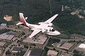 Aerial survey aircraft Massachusetts