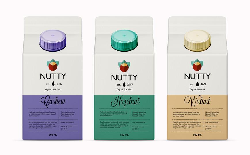 Nutty Milk