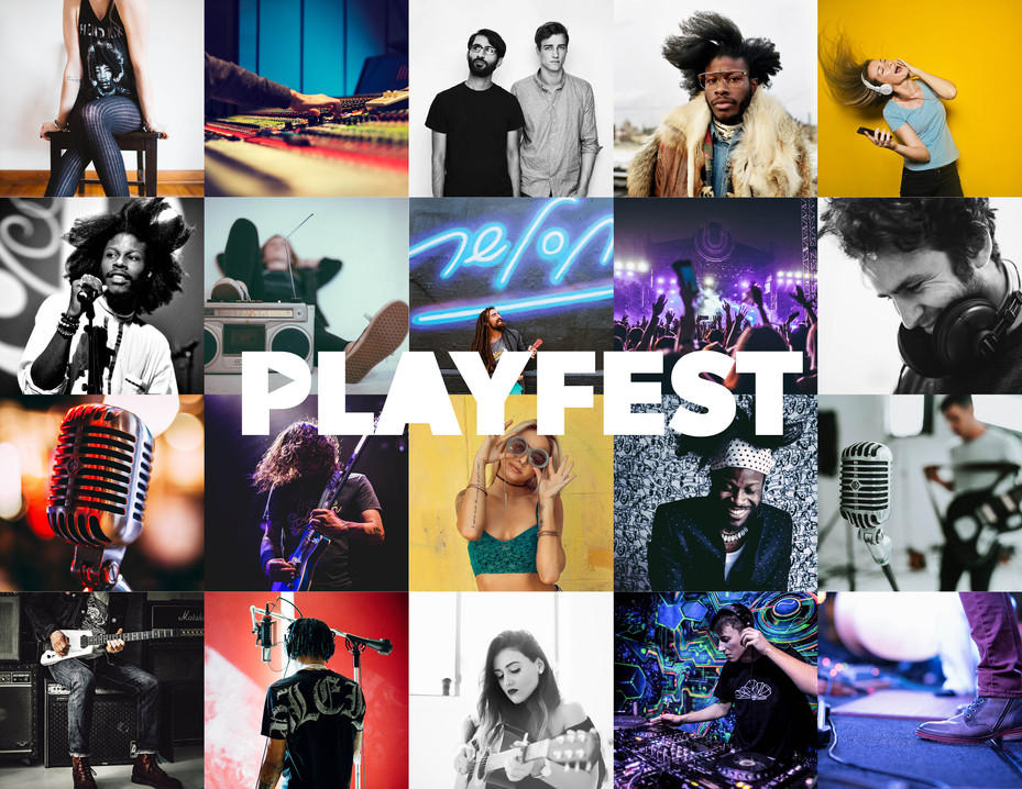 Playfest - frontpage