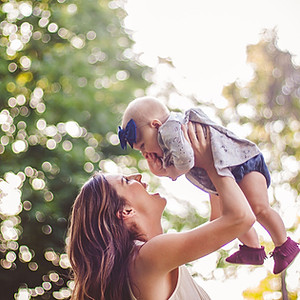 Baby Greylen // Huntington Beach