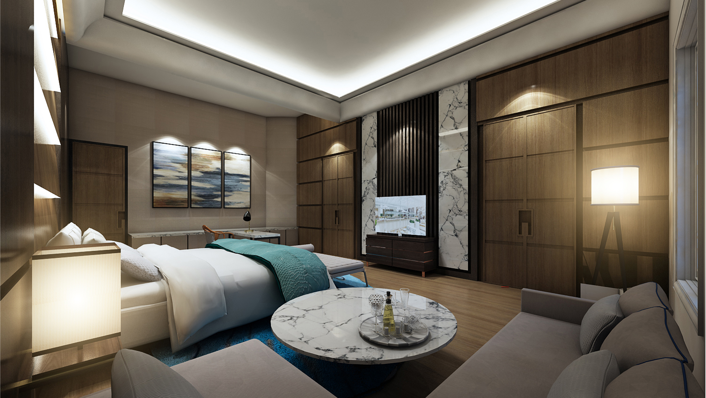 David Bedroom