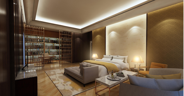 Ichi Bedroom