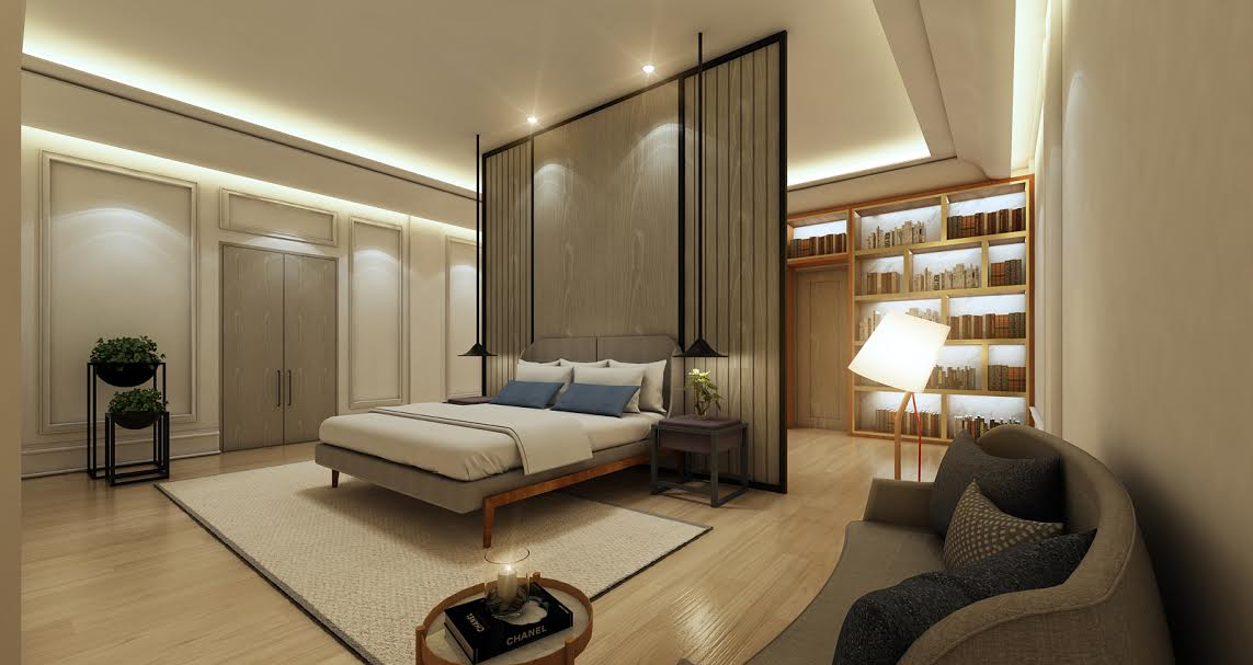 Atich Bedroom