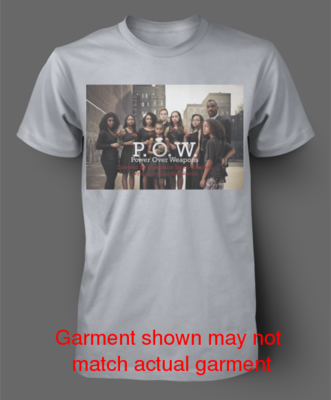 P.O.W. Exclusive T-Shirt (Front/Back)