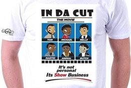 In Da Cut Standard T-Shirt (Front Only)