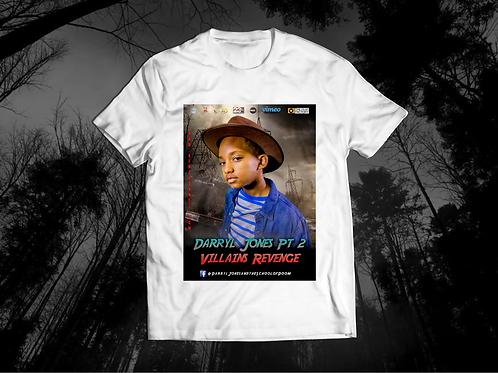 Darryl Jones: Villains Revenge T-Shirt