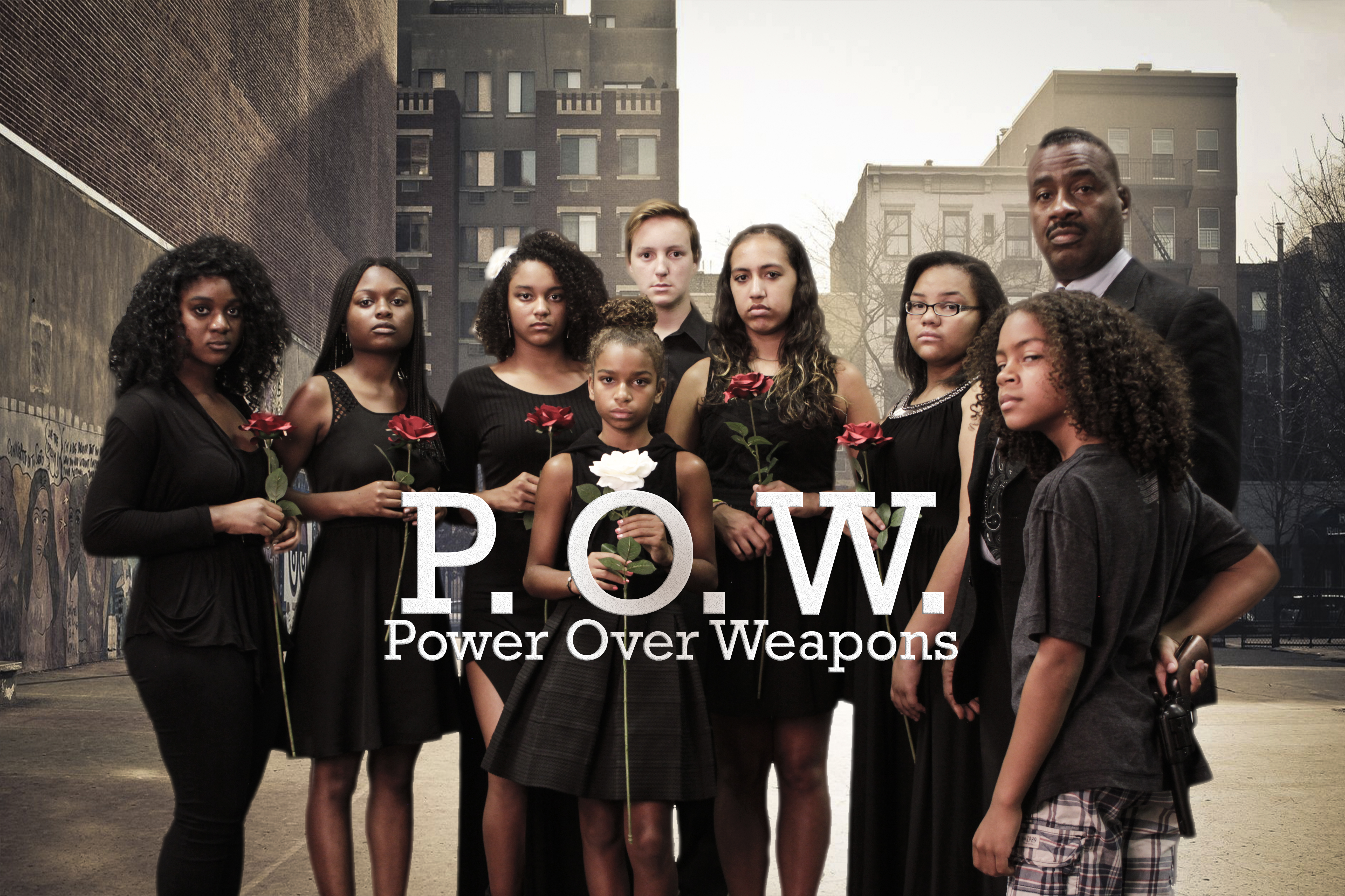 P.O.W. (Power Over Weapons)