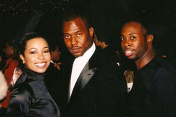 Paula J. Parker and Jamal
