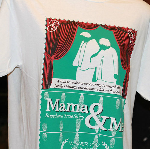 Mama and Me Exclusive T-Shirt (Front/ Back)