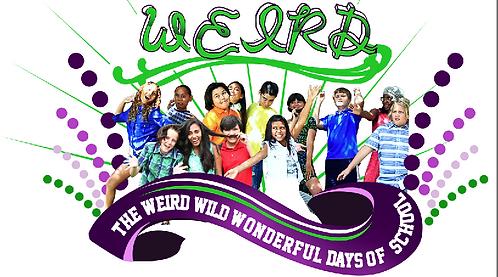 Weird Wild Wonderful DVD Pre Sale