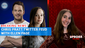 BFN NEWS: Chris Pratt Twitter Feud