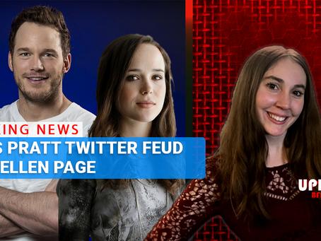 BFN NEWS: Chris Pratt Twitter Feud