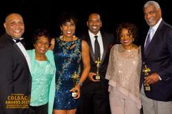 COLSAC AWARDS 2017_Lamont_Dawn_Andre_Rose_Richard